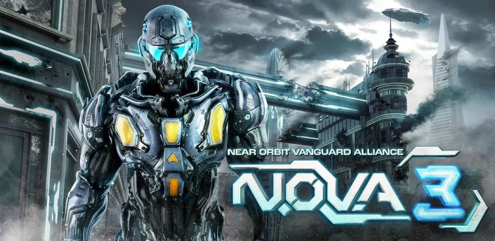 Top android Multiplayer Games-N.O.V.A 3