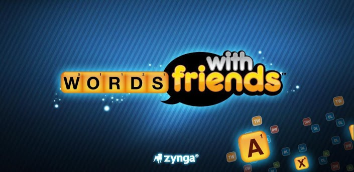 Top android Multiplayer Games-Words with friends