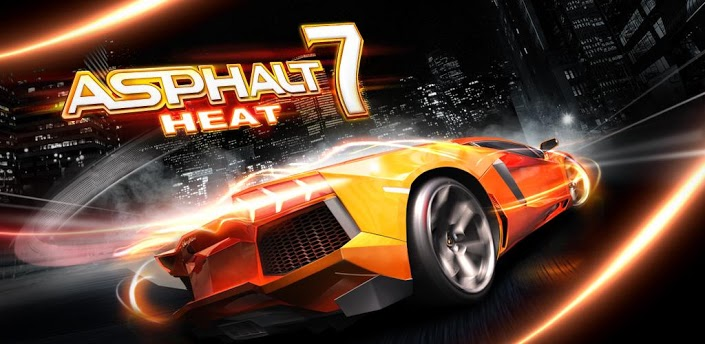 Top android Multiplayer Games-Asphalt Heat